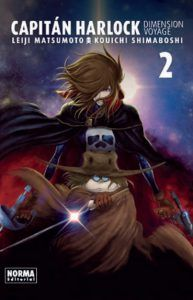 capitan harlock dimension voyage 2