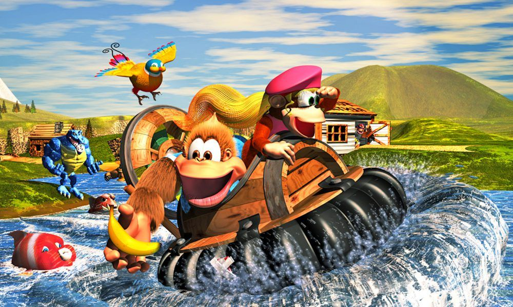 Donkey Kong 75 Videojuegos: Análisis Donkey Kong Country 3: Dixie's Kong Double Trouble