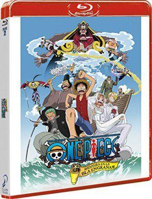 One Piece: Aventura en la Isla Espiral BD