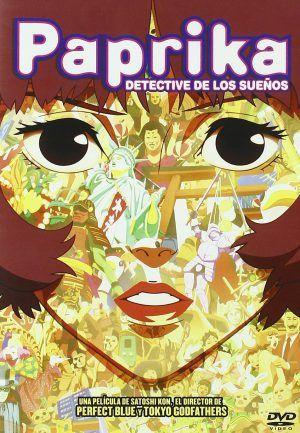 Paprika: Detective de los sueños DVD