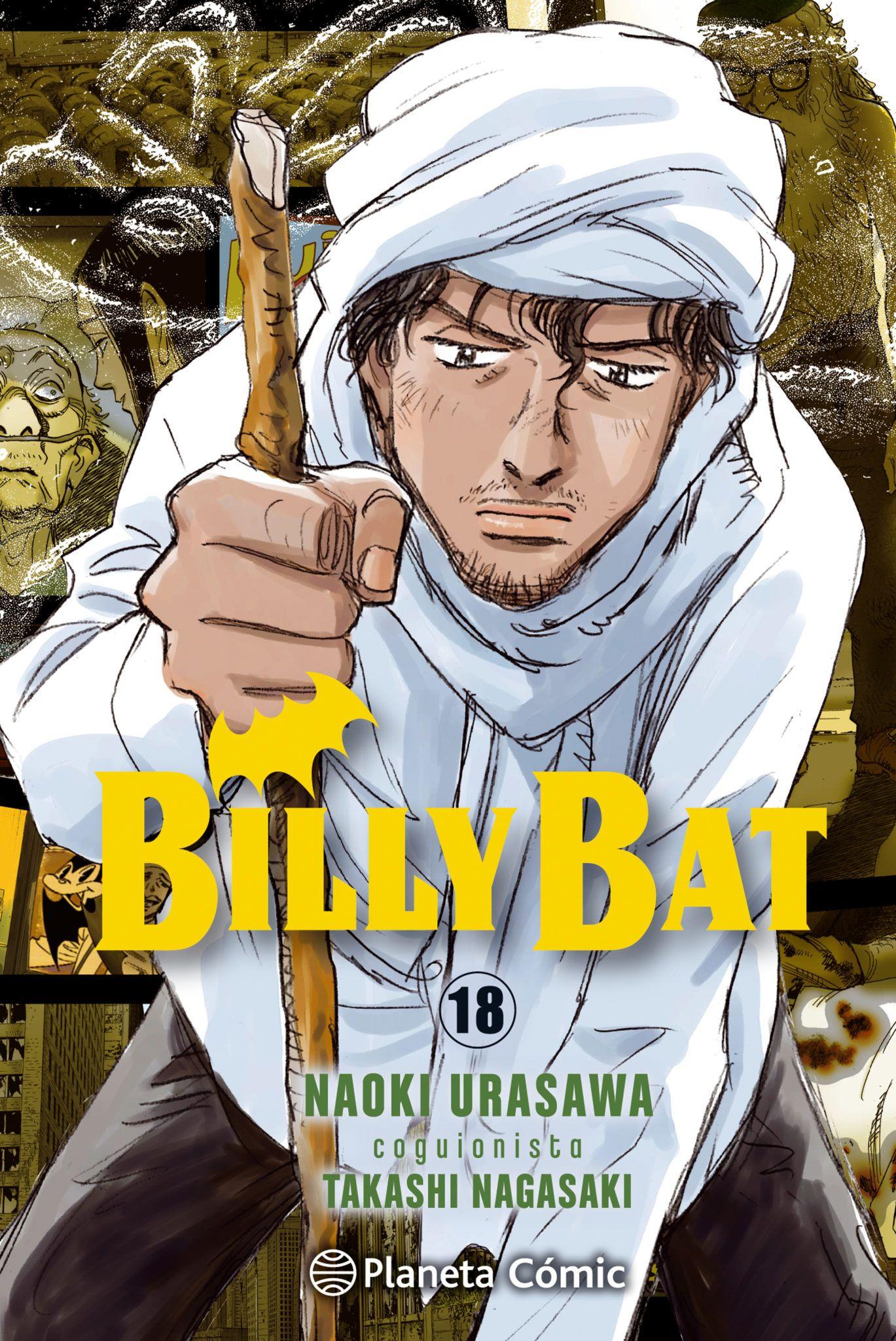 sobrecubierta_BILLY BAT_num18.indd