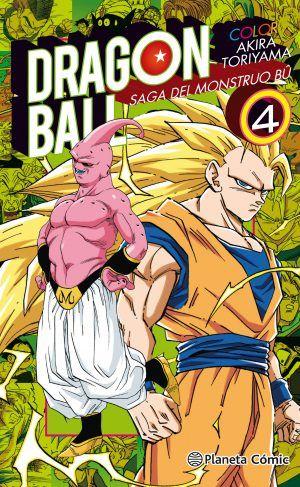 Dragon Ball Color – Saga del monstruo Bû #4