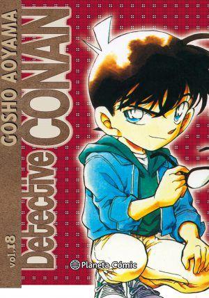 Detective Conan Nueva edición #18
