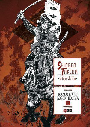 Shingen Takeda: El tigre de Kai #1