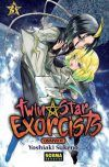 Twin Star Exorcists: Onmyouji #3