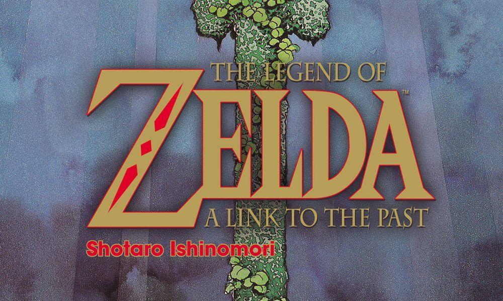 Portada Zelda