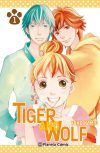 Tiger and wolf #1