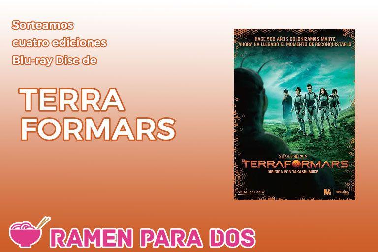 Concurso Terraformars