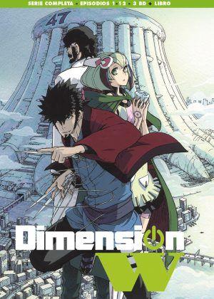 Dimension W Temporada 1 – Edición Coleccionista BD