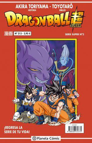 Dragon Ball Serie roja #213