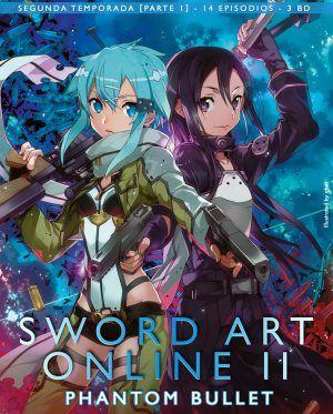 Sword Art Online II – Temporada 2, Parte 1 – BD