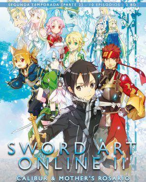 Sword Art Online II – Temporada 2, Parte 2 – BD