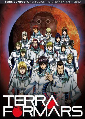 Terra Formars – Temporada 1 Parte 1 – Ed. coleccionista