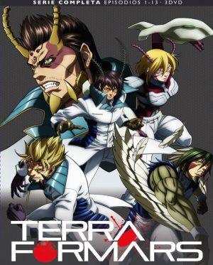 Terra Formars – Temporada 1 Parte 1 DVD