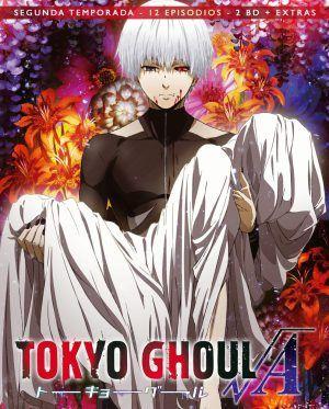 Tokyo Ghoul Temporada 2 BD