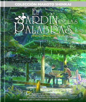 El jardín de las palabras – Edición digibook BD