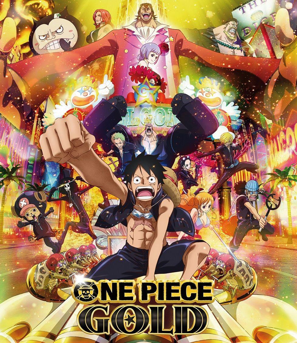 One Piece Stampece: revelan primer adelanto y la fecha de estreno