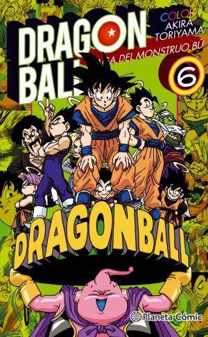 Dragon Ball Color – Saga del monstruo Bû #6