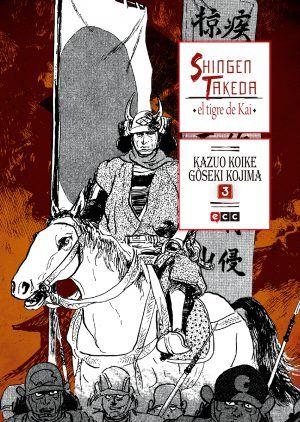 Shingen Takeda: El tigre de Kai #3