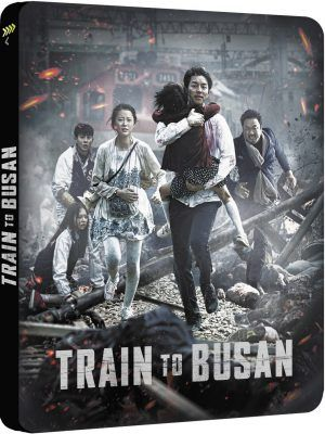 Train to Busan – Edición metálica