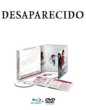 Desaparecido – Parte 1 (Episodios 1 – 6) – Edición Coleccionista (Blu-ray + DVD + Libro) [Blu-ray]