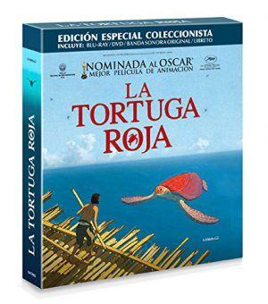 La tortuga roja – Edición coleccionista