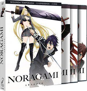 Noragami Aragoto – Temporada 2 DVD