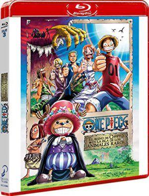 One Piece: El Reino de Chopper en la Isla de los Animales Raros BD