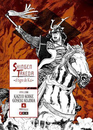 Shingen Takeda: El tigre de Kai #4