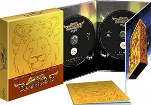 Saint Seiya: Soul of Gold Blu-Ray – Selecta Visión