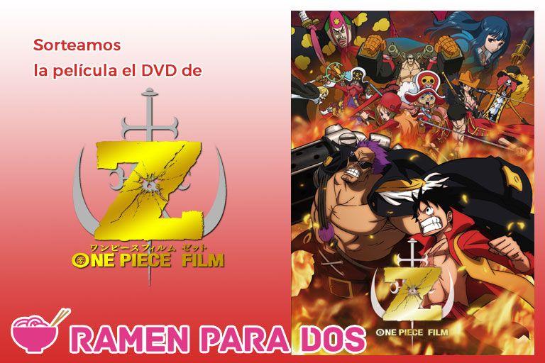 Concurso One Piece Z