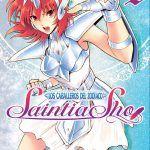 Saint Seiya Saintia Sho 1
