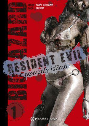 Resident Evil: Heavenly Island #1