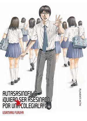 Autasasinofilia. ¡Quiero ser asesinado por una colegiala! #2