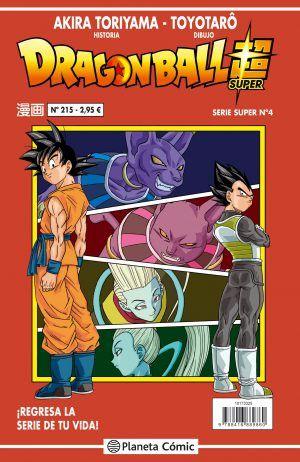 Dragon Ball Super – Edición roja #215