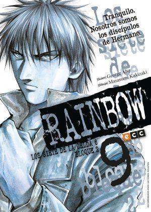 Rainbow #9