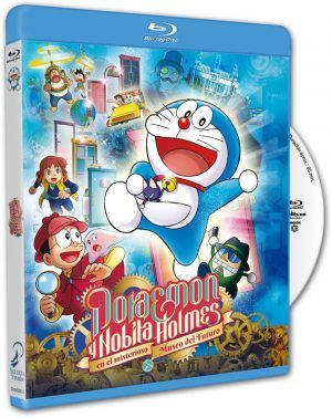 Doraemon Nobita Holmes BD