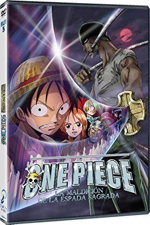 One Piece: La Maldición de la Espada Sagrada DVD