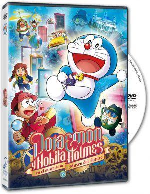 Doraemon Nobita Holmes DVD