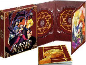 Slayers Next #2 – Edición coleccionista BD