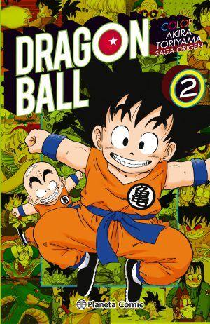 Dragon Ball Color Origen #2