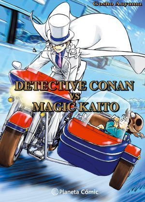 Detective Conan Vs Magic Kaito (nueva edición) #1