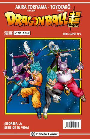 Dragon Ball Super – Edición roja #216