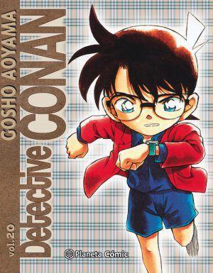 Detective Conan (nueva edición) #20