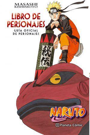 Naruto guías #3