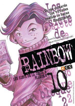 Rainbow, los siete de la celda 6 bloque 2  #10