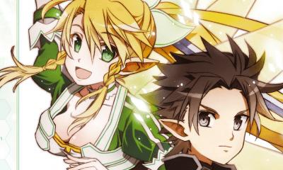 Sword Art Online Fairy Dance