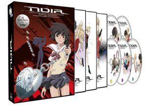 Noir – Edición integral DVD
