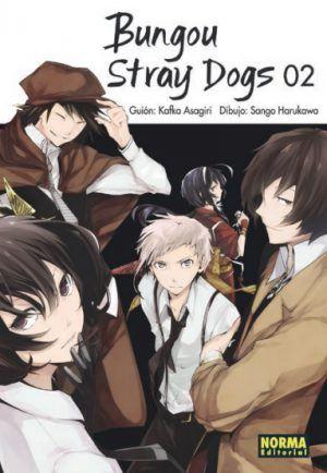 Bungou Stray Dogs #2
