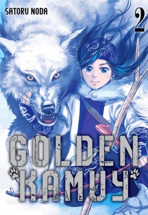 Golden Kamuy #2